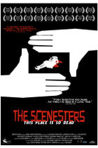 "Poster art for ""The Scenesters"""
