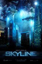 "Poster art for ""Skyline"""