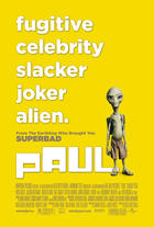 "Poster art for ""Paul."""