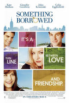 "Poster art for ""Something Borrowed."""