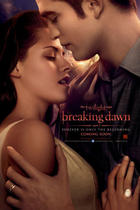 "Poster art for ""The Twilight Saga: Breaking Dawn - Part 1."""