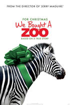 "Poster art for ""We Bought a Zoo."""