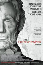 "Poster art for ""The Conspirator."""