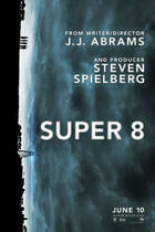 "Poster art for ""Super 8."""