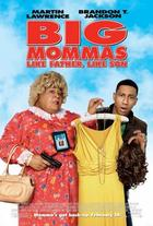 "Poster art for ""Big Mommas: Like Father, Like Son."""