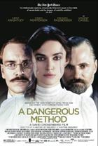 "Poster art for ""A Dangerous Method."""