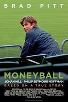 "Poster art for ""Moneyball."""