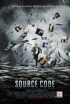 "Poster art for ""Source Code."""