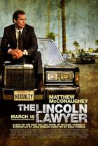 "Poster art for ""The Lincoln Lawyer."""