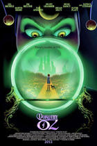 "Poster art for ""Dorothy of Oz."""