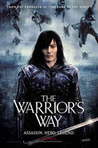 "Poster art for ""The Warrior's Way"""