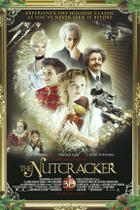 "Poster art for ""The Nutcracker"""