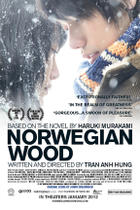 "Poster art for ""Norwegian Wood."""
