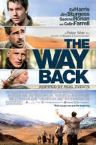 "Poster art for ""The Way Back"""