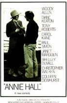 "Poster art for ""Annie Hall."""