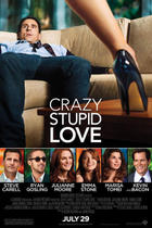 "Poster art for ""Crazy, Stupid, Love."""