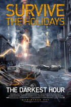 "Poster art for ""The Darkest Hour."""