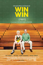 "Poster art for ""Win Win."""