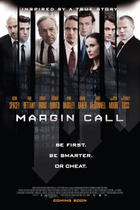 "Poster art for ""Margin Call."""