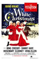 "Poster art for ""White Christmas."""