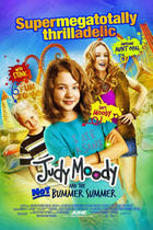 "Poster art for ""Judy Moody and the Not Bummer Summer."""