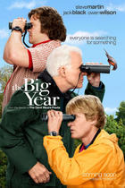"Poster art for ""The Big Year."""