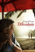 "Poster art for ""The Descendants."""