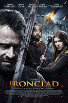"Poster art for ""Ironclad."""