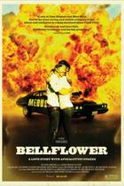 "Poster art for ""Bellflower."""