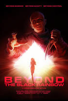 "Poster art for ""Beyond the Black Rainbow."""