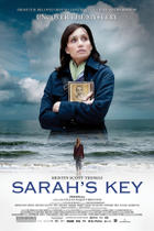 "Poster art for ""Sarah's Key."""
