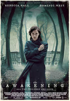 "Poster art for ""The Awakening."""