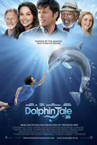 "Poster art for ""Dolphin Tale 3D."""