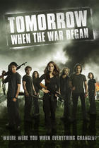 "Poster art for ""Tomorrow When the War Began."""
