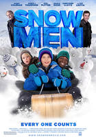 "Poster art for ""Snowmen."""