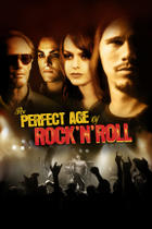 "Poster art for ""The Perfect Age of Rock 'n' Roll."""