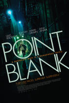 "Poster art for ""Point Blank."""