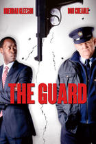 "Poster art for ""The Guard."""