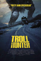 "Poster art for ""Trollhunter."""