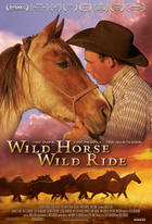 "Poster art for ""Wild Horse, Wild Ride."""