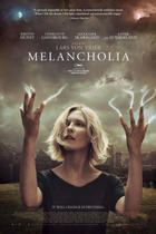 "Poster art for ""Melancholia."""
