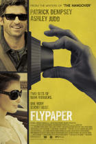 "Poster Art for ""Flypaper."""