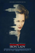 "Poster art for ""The Iron Lady."""