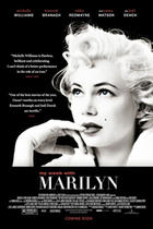 "Poster art for ""My Week With Marilyn."""