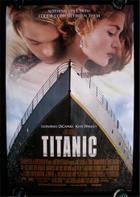"Poster art for ""Titanic."""