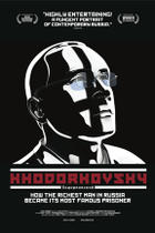 "Poster art for ""Khodorkovsky."""