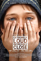 "Poster art for ""Extremely Loud and Incredibly Close."""