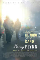 "Poster art for ""Being Flynn."""