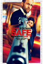 "Poster art for ""Safe."""