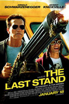 "Poster art for ""The Last Stand."""